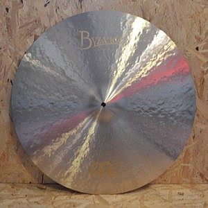 "MEINL Byzance 22"" Jazz Big Apple Ride - Handpicked by dD Drums"