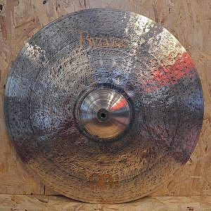 "MEINL Byzance 22"" Jazz Monophonic Ride – Handpicked by dD Drums"