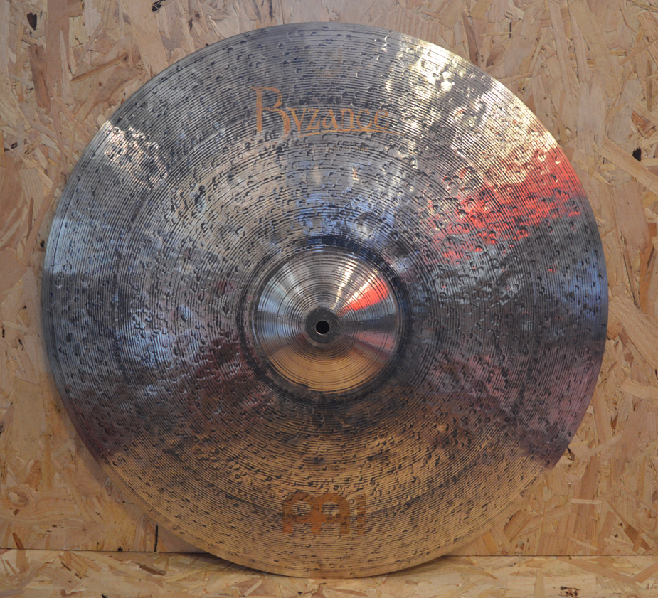 MEINL Byzance 22″ Jazz Monophonic Ride – Handpicked by dD Drums