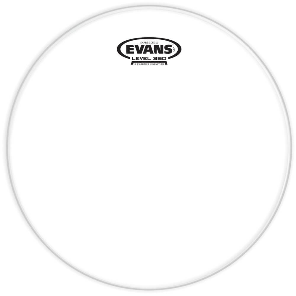 Evans Hazy 300 Snare Side Head at dD Drums