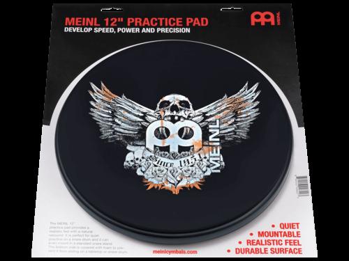 MEINL Jawbreaker 12″ Practice Pad