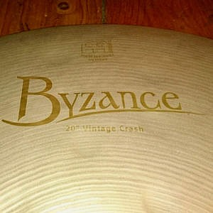 """MEINL Byzance Vintage 20"""" Crash"""
