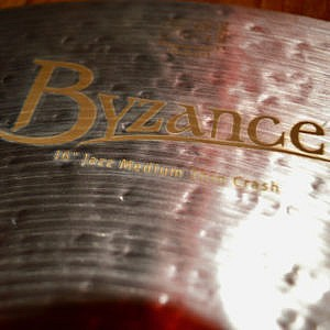 "MEINL Byzance Jazz Medium Thin 16"" Crash"