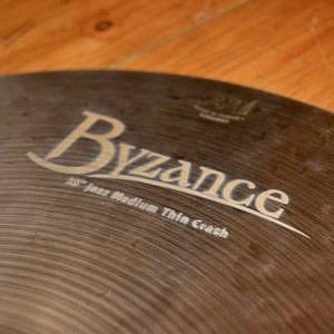 "MEINL Byzance Jazz Medium Thin 18"" Crash"