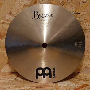 "MEINL Byzance Traditional 8"" Splash - Handpicked by dD Drums"