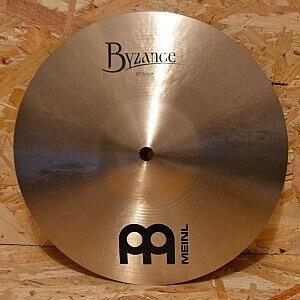 "MEINL Byzance Traditional 10"" Splash - Handpicked by dD Drums"