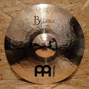 "MEINL Byzance Brilliant 18"" Medium Crash - Handpicked by dD Drums"