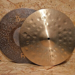"MEINL Byzance Jazz 14"" Thin Hi-Hats - Handpicked by dD Drums"