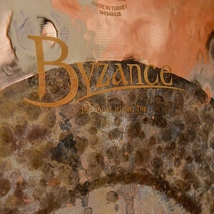 "MEINL Byzance Extra Dry 15"" Dual Hi-Hats - Handpicked by dD Drums"