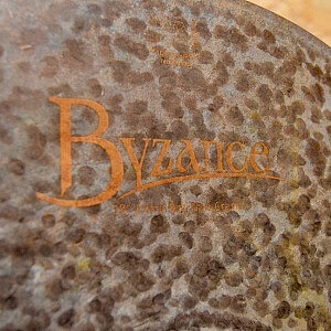 "MEINL Byzance Extra Dry 18"" Thin Crash - Handpicked by dD Drums"
