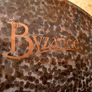 "MEINL Byzance Extra Dry 22"" Medium Ride"