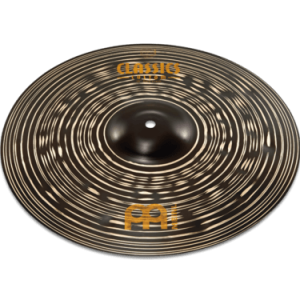"MEINL Classics Custom Dark 16"" Crash"
