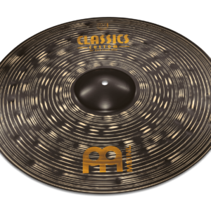 "MEINL Classics Custom Dark 22"" Ride"