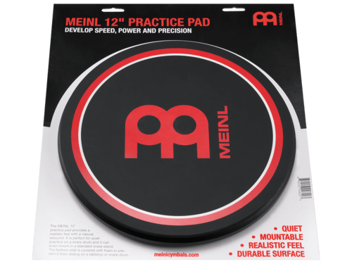 MEINL 12″ Practice Pad