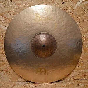 "MEINL Byzance Vintage 18"" Sand Thin Crash - Handpicked by dD Drums"