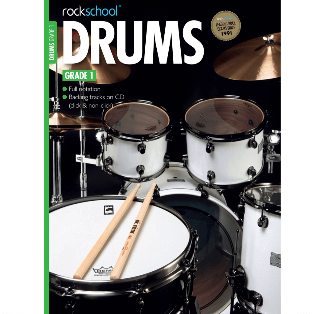 Rockschool – Drums Grade 1