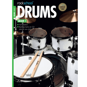 Rockschool - Drums Grade 1