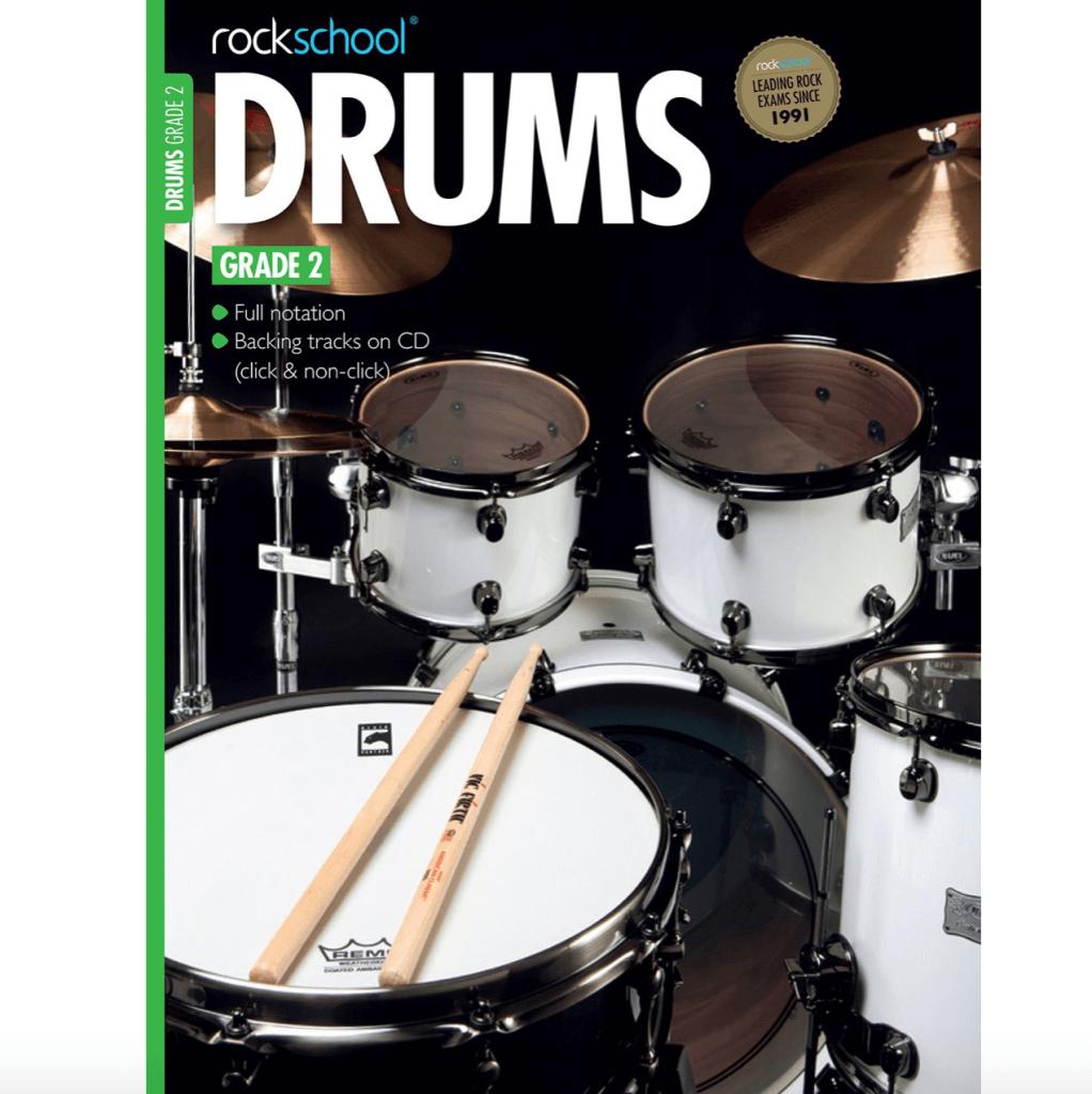 Rockschool – Drums Grade 2