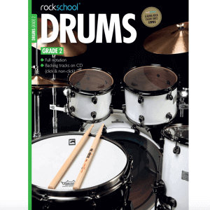 Rockschool - Drums Grade 2