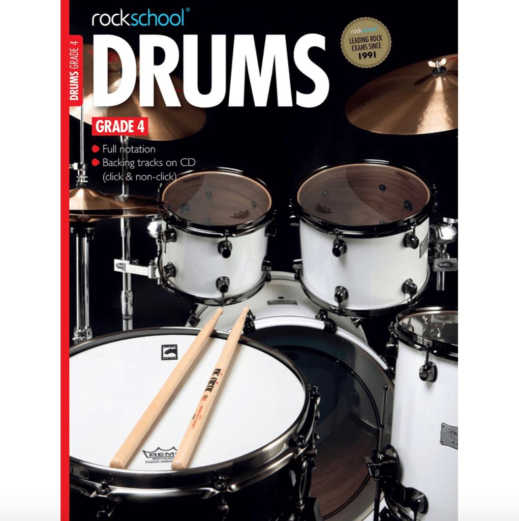 Rockschool – Drums Grade 4