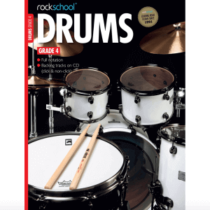 Rockschool - Drums Grade 4
