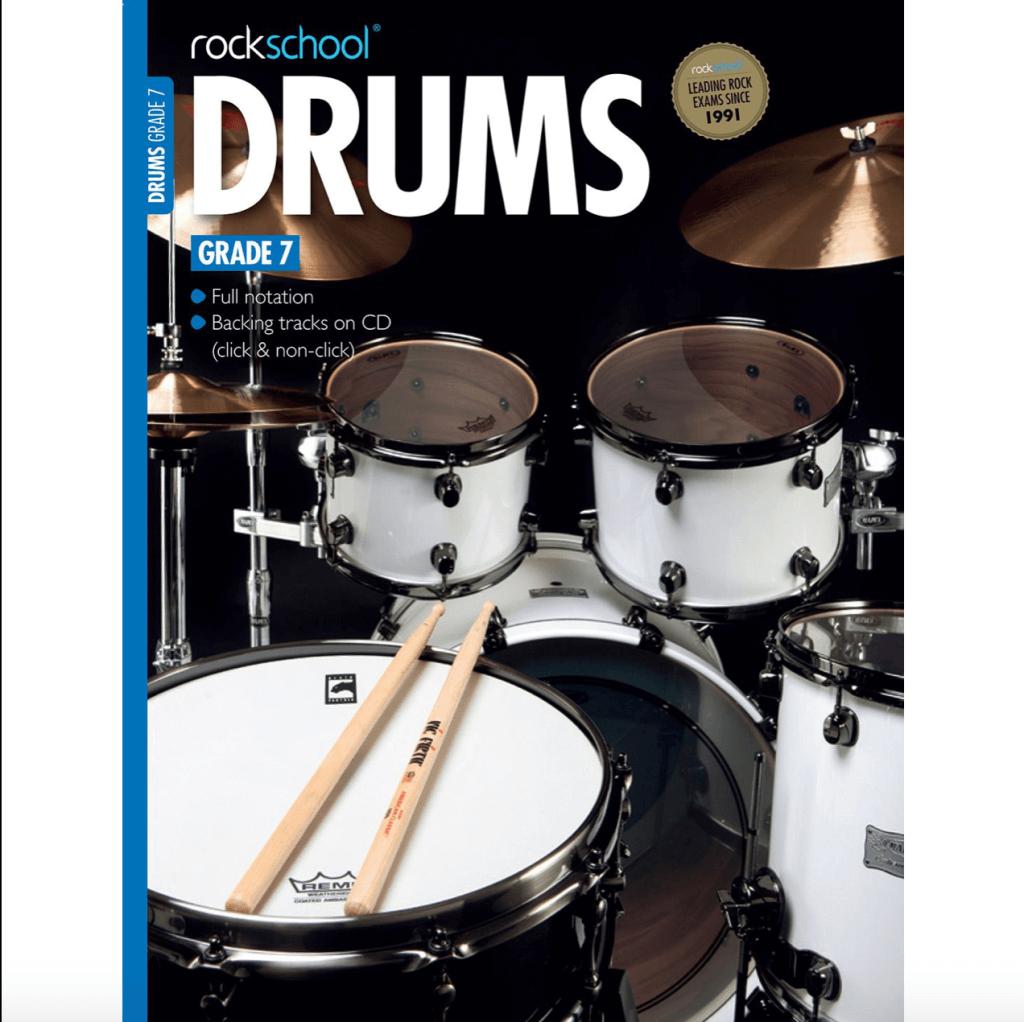 Rockschool – Drums Grade 7
