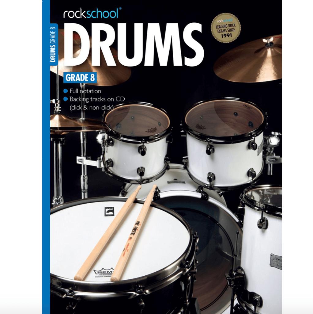 Rockschool – Drums Grade 8