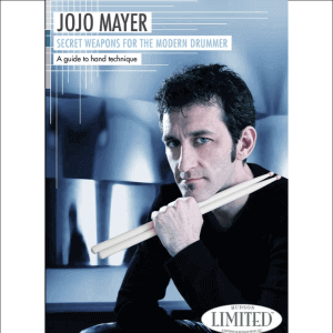 Jojo Mayer - Secret Weapons For The Modern Drummer DVD