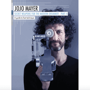 Jojo Mayer - Secret Weapons Part 2: A Guide To Foot Technique DVD