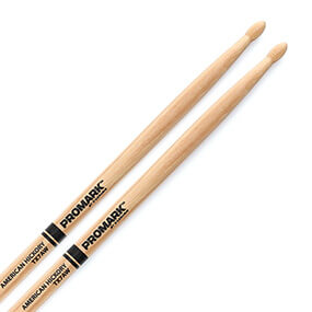 PROMARK Hickory 7A Wood Tip Sticks