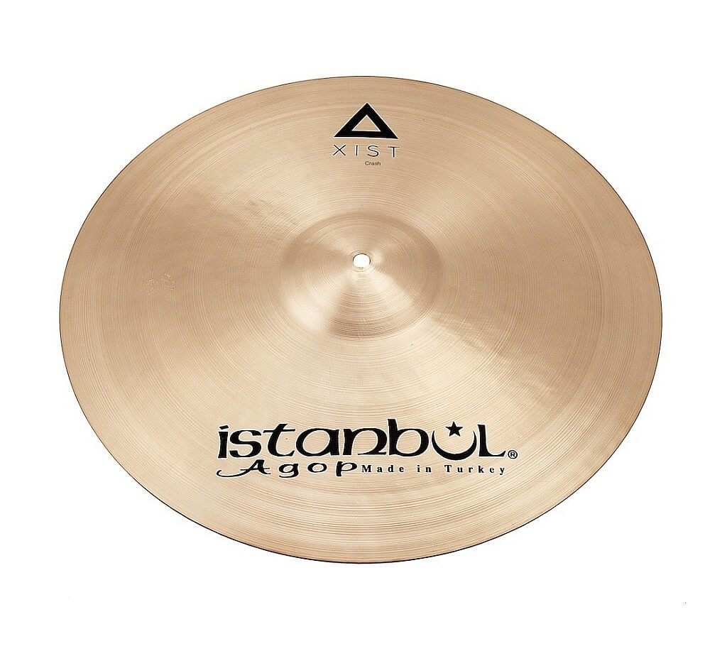 Istanbul Agop Xist 16″ Traditional Crash & B400 Stand