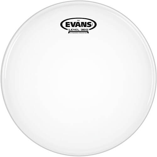 Evans Level 360 G2 Coated Drum Heads