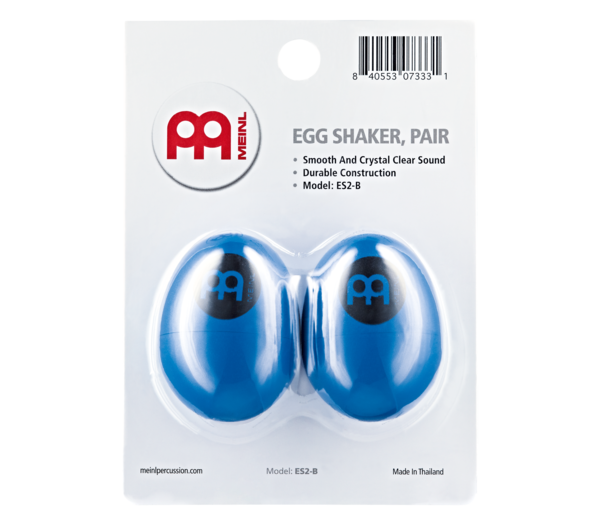 MEINL Egg Shaker – Blue 1