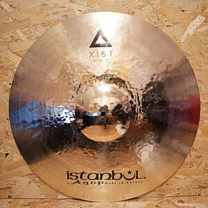 "Istanbul Agop Xist 20"" Power Ride & B400 Stand"
