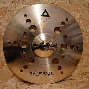 "Istanbul Agop Xist 16"" Ion Crash & B400 Stand"