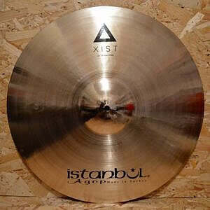 "Istanbul Agop Xist 20"" Brilliant Ride & B400 Stand"