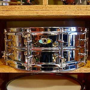 Ludwig Supralite Snare Drum - 14x5.5in