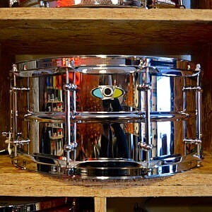 Ludwig Supralite Snare Drum - 14x6.5in