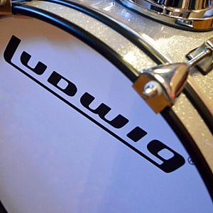 Ludwig Breakbeats by ?uestlove - White Sparkle