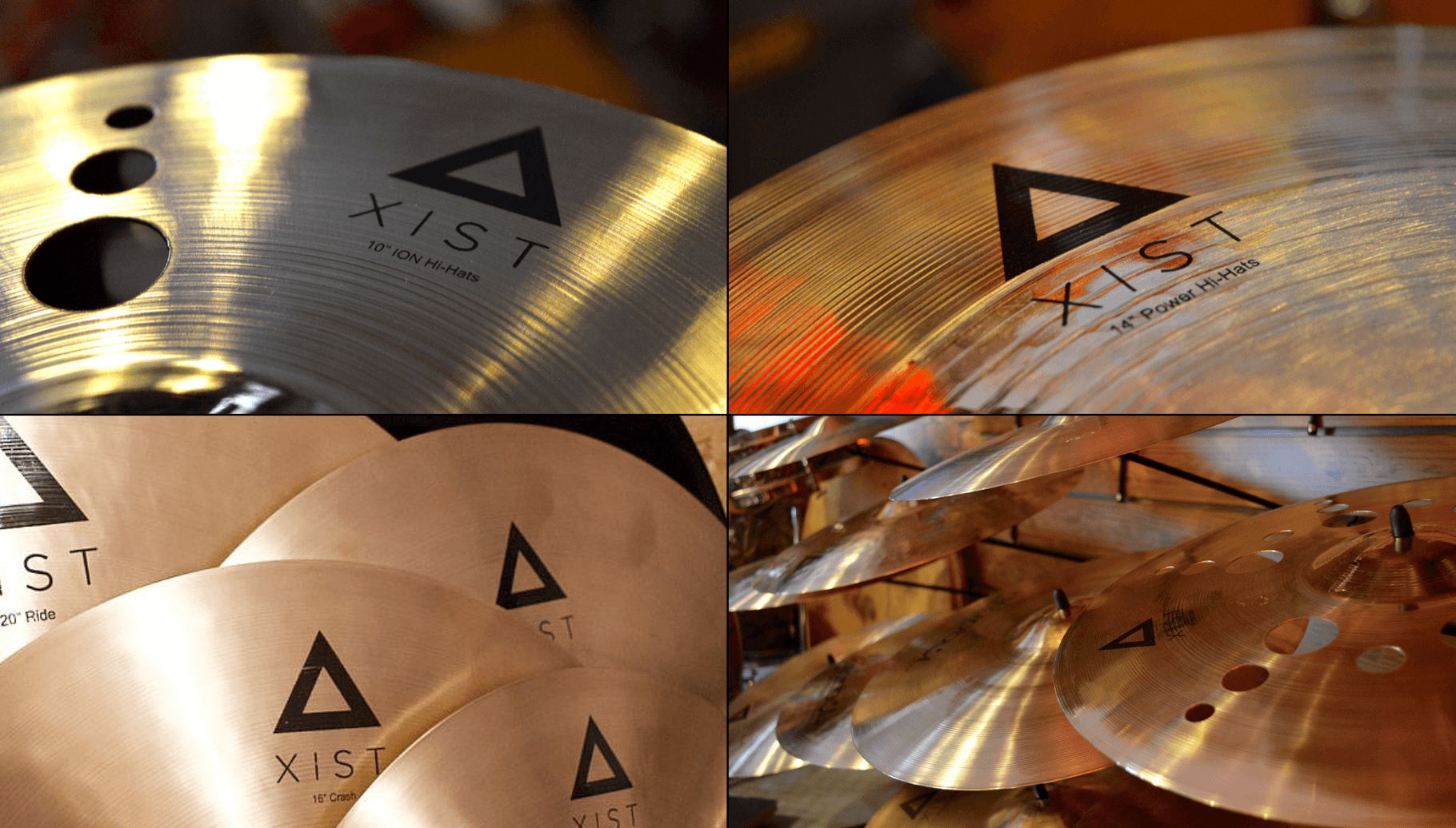 Product Spotlight: Istanbul Agop Xist Cymbals