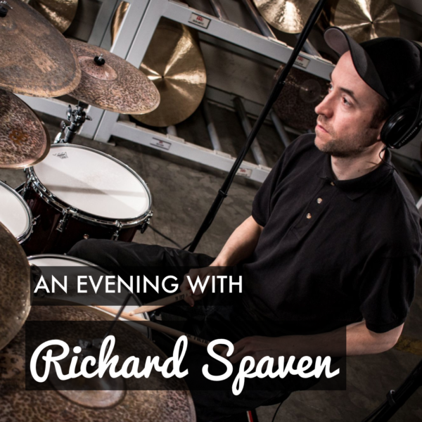 An Evening with Richard Spaven