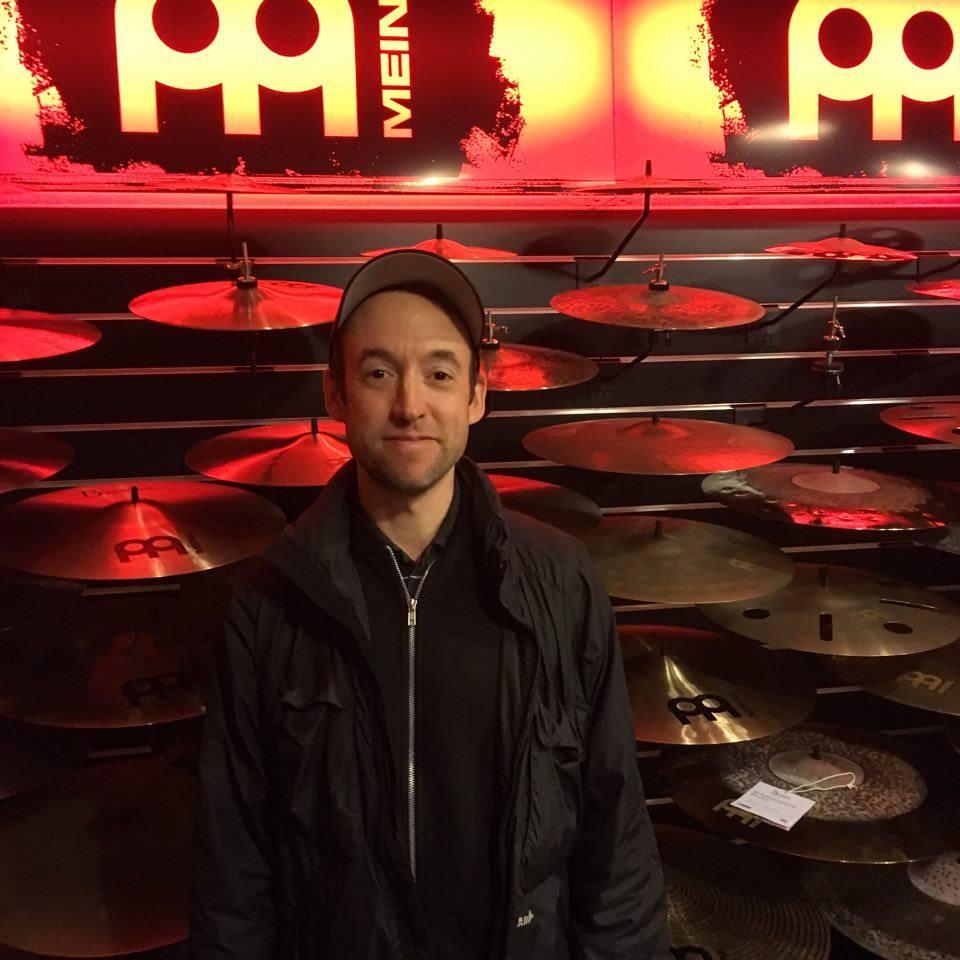 Richard Spaven weekend at dD Drums