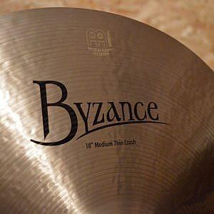 """MEINL Byzance Traditional 18"""" Medium Thin Crash"""