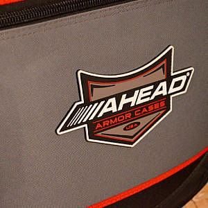 Ahead Armor Deluxe Cymbal Bag