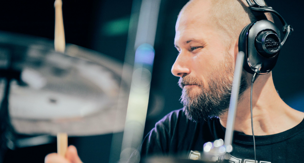 Benny Greb for Scottish Drum Fest 2016