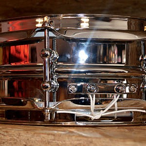 Ludwig Supralite Snare Drum - 14x4in