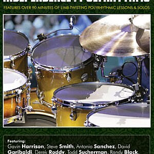 Advanced Independence & Polyrhythms DVD