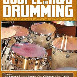 Gospel and R&B Drumming DVD