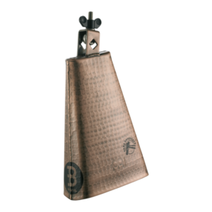 "MEINL 8"" Hammered Hand Brushed Copper Cowbell"