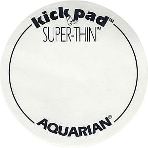 Aquarian Super Thin Kick Pad